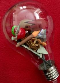 Gotta love a bit of Playmobil!